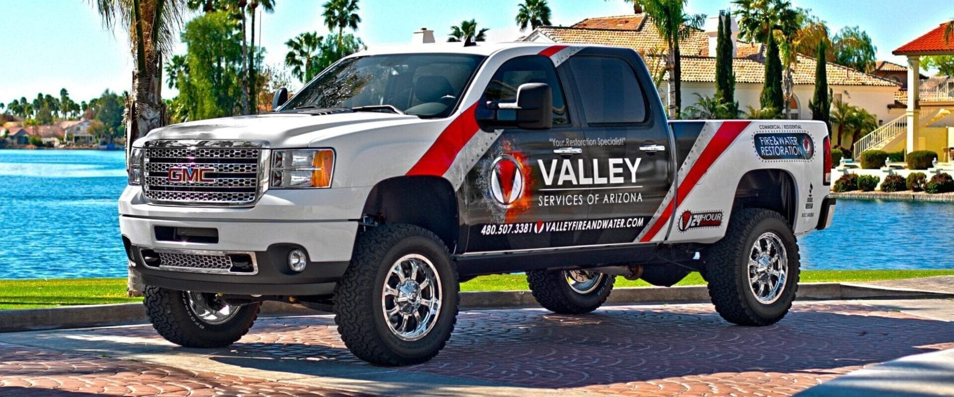 Best Vehicle Wraps for Restoration Companies